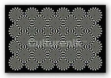 ART POSTER Optical Illusion