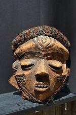 Mbuya mask, Pende (#631)