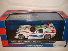ACTION AC4978954 PANOZ GTR-1 N°54 TEAM DPR 24 HEURES DU MANS 1997 au 1/43°