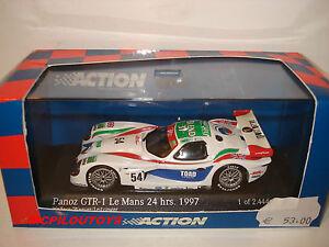 Action AC4978954 Panoz GTR-1 N°54 Team Dpr 24 Hours Of Mans 1997 Au 1 /43°