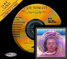 SEALED AUDIO FIDELITY 24KT GOLD CD / DISC - THE DREAM WEAVER - GARY WRIGHT #