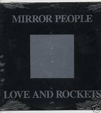 "LOVE AND ROCKETS ""MIRROR PEOPLE"" MAXI 1988 BAUHAUS"