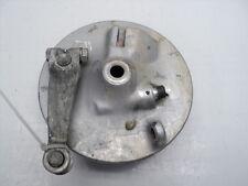 Kawasaki 90cc GA3 GA 3 #2208 Front Brake Backing Plate / Panel / Assembly