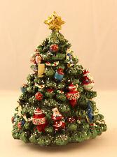Spieluhr Weihnachtsbaum, mechanisch, Melodie : O Tannenbaum, Weinachten