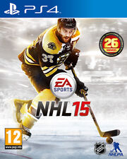 NHL 15 (Hockey 2015) PS4 Playstation 4 IT IMPORT ELECTRONIC ARTS