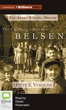 The Children's House of Belsen by Hetty E. Verolme (2012, CD, Unabridged)
