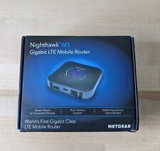 NETGEAR Nighthawk M1 Mobile Hotspot 4G LTE Router MR1100 UNLOCKED UNBRANDED NEW