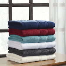 Quick Dry Cotton Bath Towel Set of 6 - 400 Gsm Absorbent Hand Face & Body Towels