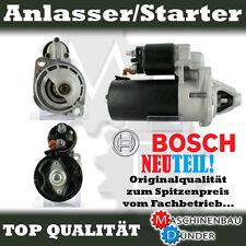 AUDI 100 200 80 90 A6 COUPE VW PASSAT SANTANA ANLASSER BOSCH ORIGINAL & NEU