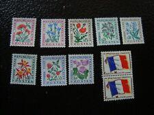 FRANCE - timbre yvert/tellier n° FM 13 x2 taxe 95 a 102 n** MNH (A40)