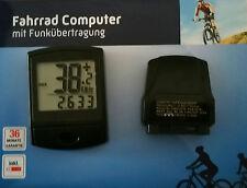 Fahrrad Computer mit Funkübertragung   87.7