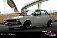AEROKIT D1 FENDERS WING fits Toyota KE70 Corolla bodykit GT OEM ARCH E70 CLASSIC