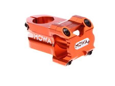 MOWA Mars Mountain MTB BMX 29er Cycling Bike Stem 0D 31.8mm 60mm in Orange color