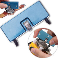 Stunning Rectangle Watch Back Case Cover Opener Remover Wrench Repair Kit Tools