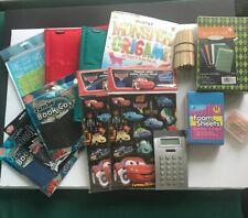 Back to School Supplies Kit Bundle Pack Set Grade K 8 Stickers Misc Teachers 15p
