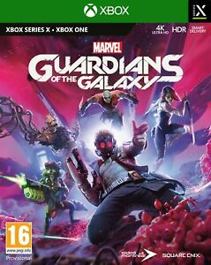 Marvel's Guardians of the Galaxy (Xbox Series X) Pre Order Out 26th Oct NEW