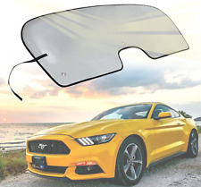 Sunshade Heatshield Windshield Custom-fit for Ford Mustang Coupe 2015 2016 17 18