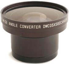 Cavision 0.5x Wide Angle Converter for 58mm Thread Lens