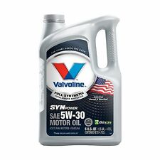 Valvoline SynPower Full Synthetic Motor Oil SAE 5W-30 - 5qt (78... Free Shipping