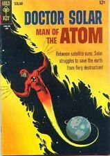 DOCTOR SOLAR #16 Very Good, Gold Key Comics 1966