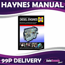 The Haynes Manual on Diesel Engines - Covers Injection Systems