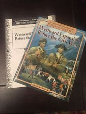 Westward Expansion Before the Civil War Level 5 & Teacher Guide Paperback