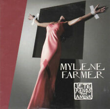 CD de musique mylène farmer