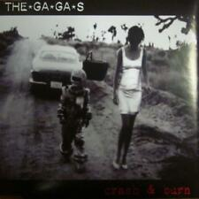 The Ga Ga's(CD Single)Crash & Burn-Sanctuary-New