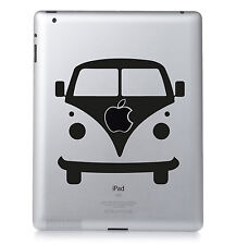 VW wohnmobil. Apple iPad Mac T2 T4 MacBook Sticker Vinyl Aufkleber Custom