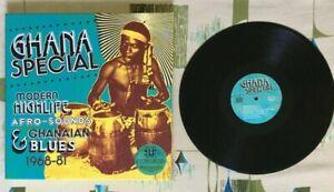 Ghana Special 5 LP Box Modern Highlife Afro-Sounds &  Ghanaian Blues 1968-81 M-