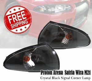 New Proton Wira Arena Satria M21 Crystal Black Turn Signal Corner Light Lamp SET