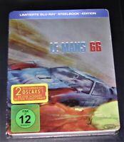 Le Mans 66 Limitée en Relief steelbook Édition blu ray Expédition Rapide Neuf