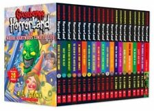 Goosebumps Horrorland 20 Books Set by R.L. Stine Horror Series Book