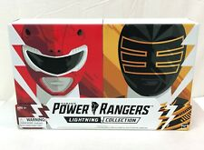 """Power Rangers Lightning Collection 6"""" SDCC Red & Gold MMPR Zeo 2019 Exclusive"""