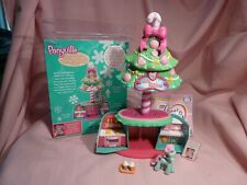 My Little Pony A VERY MERRY CHRISTMAS TREE Ponyville COMPLETE Hasbro 2006