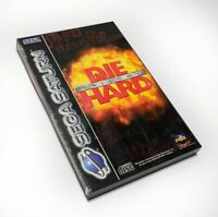 Die Hard Trilogy - Sega Saturn - Free P&P