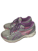 Asics Gel Equation Running Shoes Sneakers Women's Gray Purple Pink 8.5