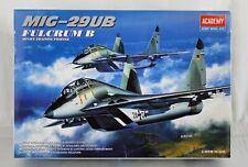 Academy Model Kit # 2119  Mig29 Ub Fulcrumb  1/48
