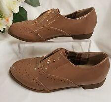 Zapatos Niños Niñas beige gr-33 Bailarinas charol Noble NUEVO Mocasines Sandalia