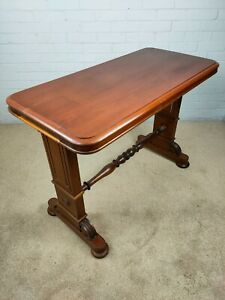 Victorian Metamorphic Buffet Table / Dumb Waiter