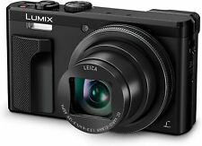 Panasonic LUMIX DMC-TZ80EB-K Super Zoom Camera - Black