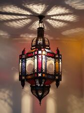 Stunning Authentic Handmade Large Moroccan Lantern  ***New Stock***