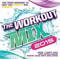 Various - The Workout Mix 2015 (CD) (2014)
