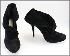 Velvet Stilettos Formal Heels for Women