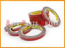 10x Rolls - 3M Auto Parts & Industries Acrylic Foam Double Sided Adhesive Tape