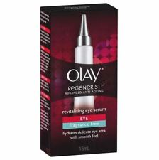 Olay Regenerist Revitalising Eye Serum Fragrance Free 15ml Express Posted