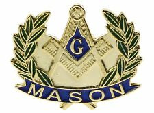 Masonic Wreath Hat or Lapel Pin H70097D62