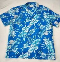 Vintage Rai Nani Hawaiian Tropical Men's Shirt XL