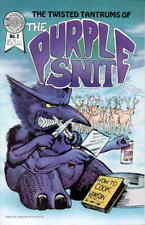 Twisted Tantrums of the Purple Snit, The #2 FN; Blackthorne | save on shipping -