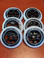 Rollerblade Supreme Wheels 110mm set of (6) New (other)